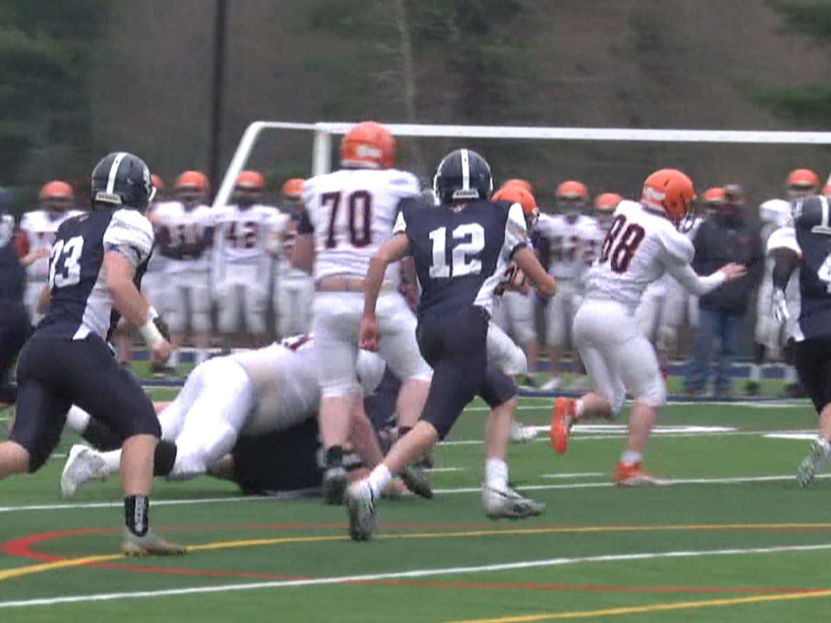 Saturday Sports: Potsdam beats St. Lawrence C. on the gridiron
