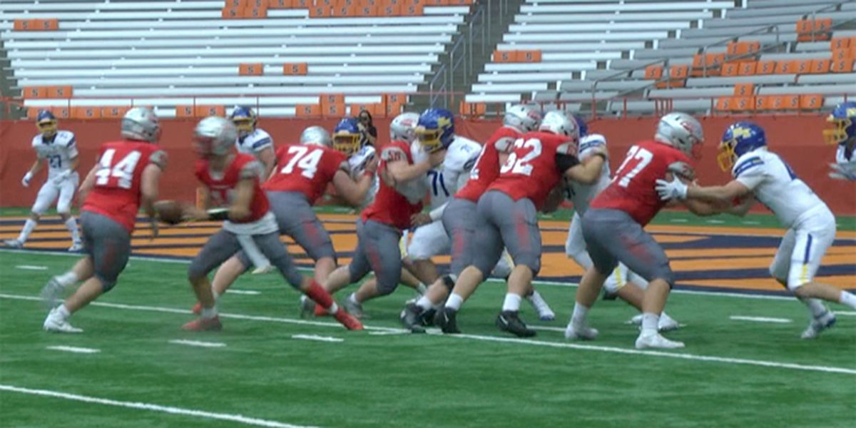 Carthage off to a good start on the gridiron