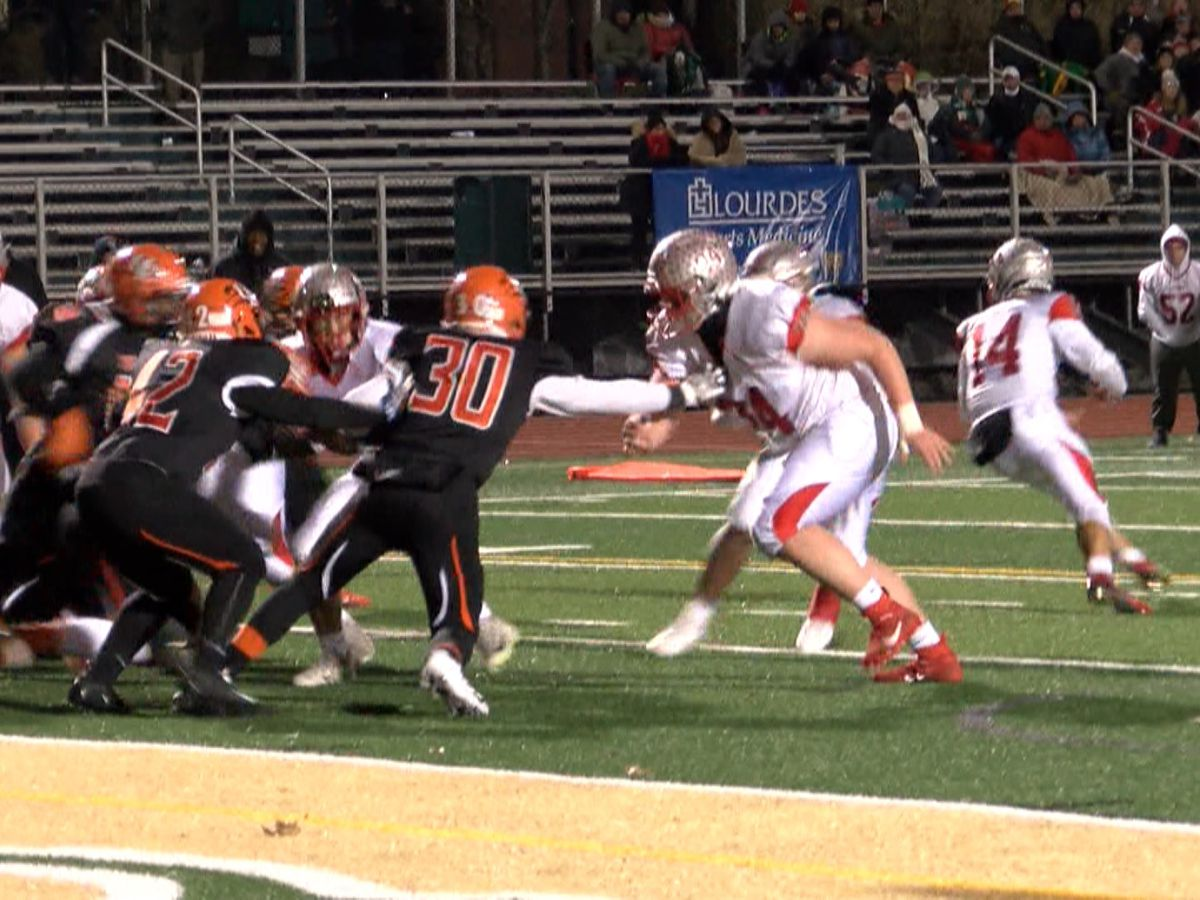 Friday Sports: Carthage, Gouverneur football advance in state tournament