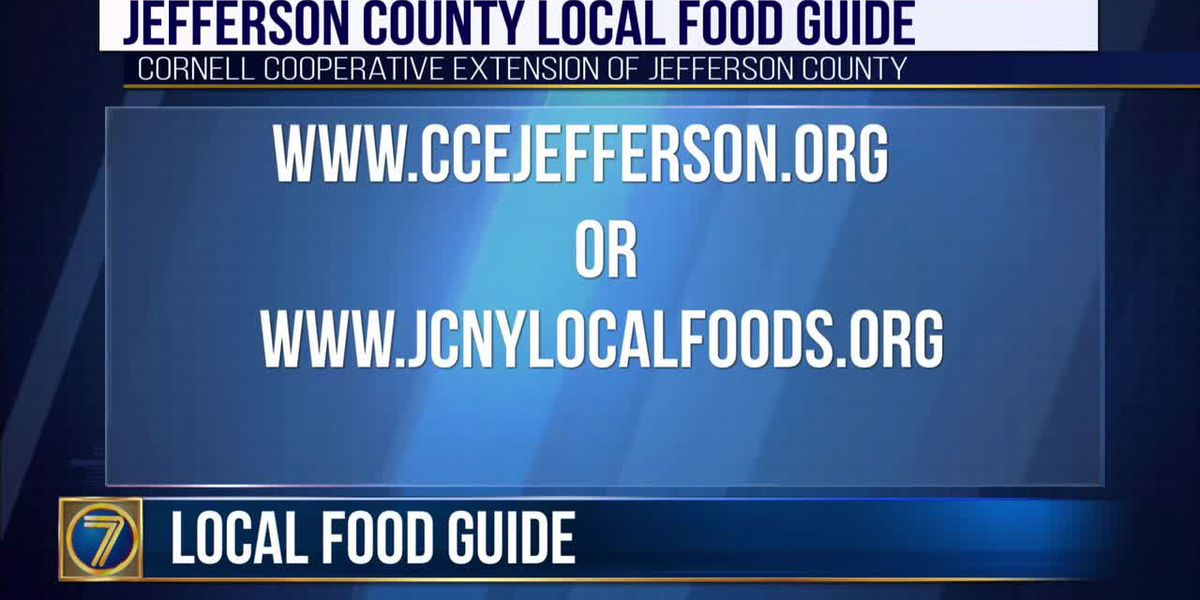 Cooperative Extension releases new Local Food Guide