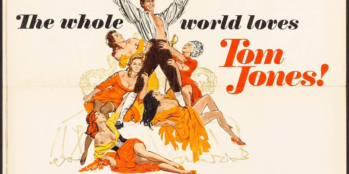 Classic Movie Blog - Tom Jones