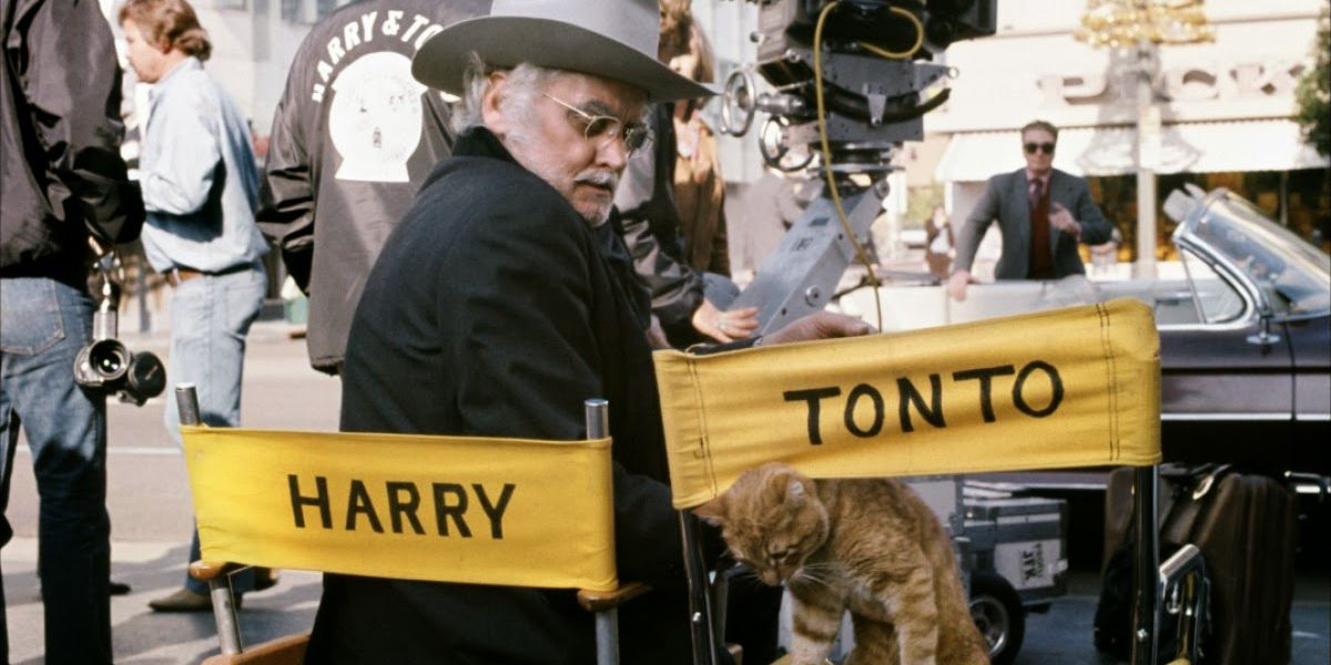 Classic Movie Blog - Harry and Tonto (1974)