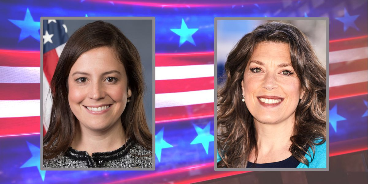 Stefanik & Cobb meet in debate; both announce negative COVID-19 tests