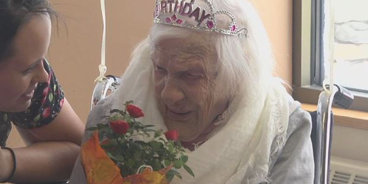 Ogdensburg woman, who was NY's oldest person, dies at age 113