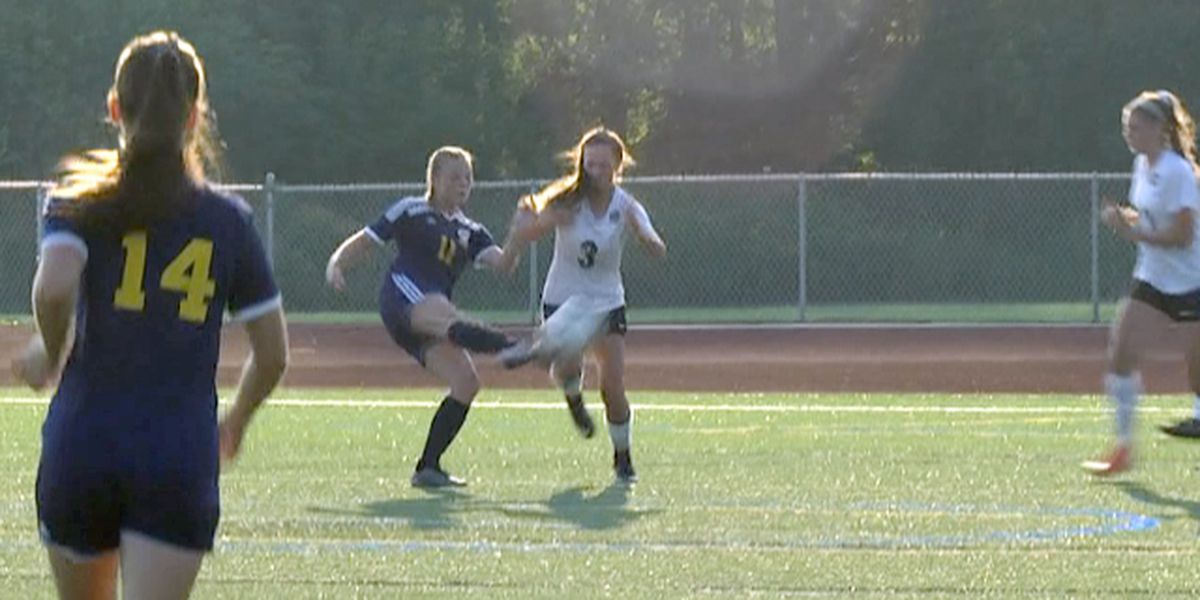 Highlights & scores: high school soccer, college soccer & volleyball