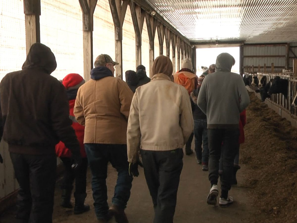 Veterans explore opportunities for after the military in agriculture