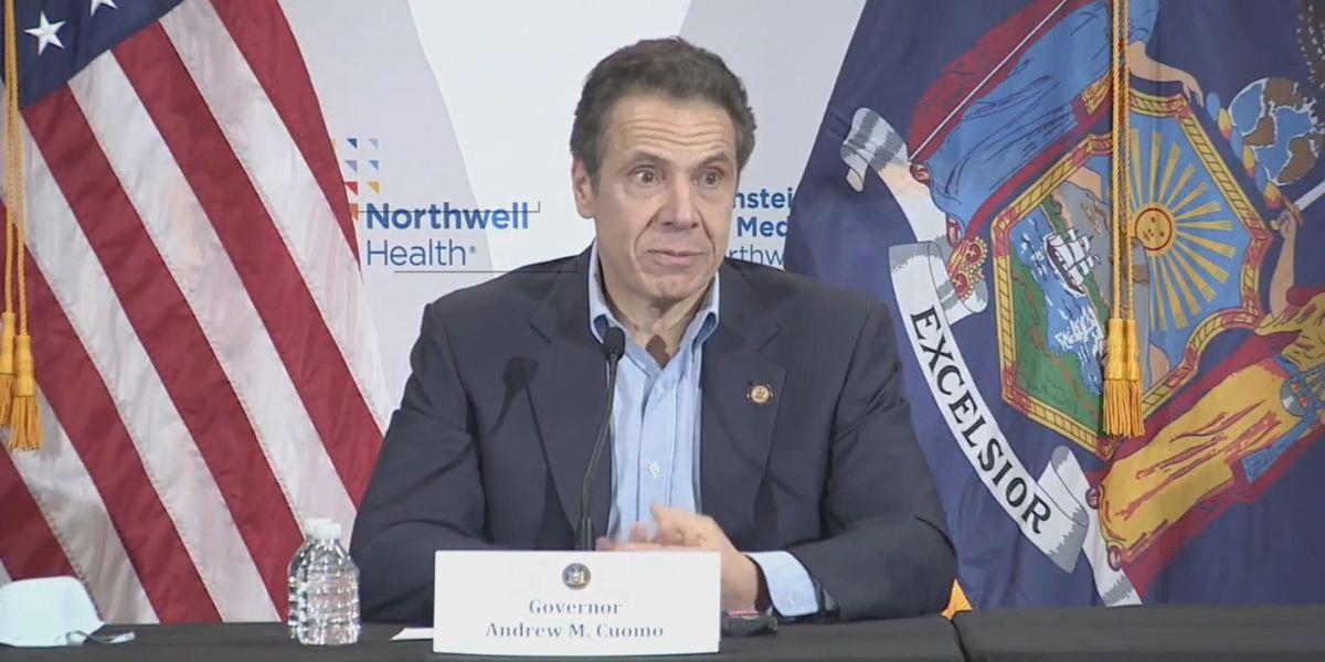 Coronavirus outbreak: 2,000 new COVID-19 cases in NY , 540 deaths