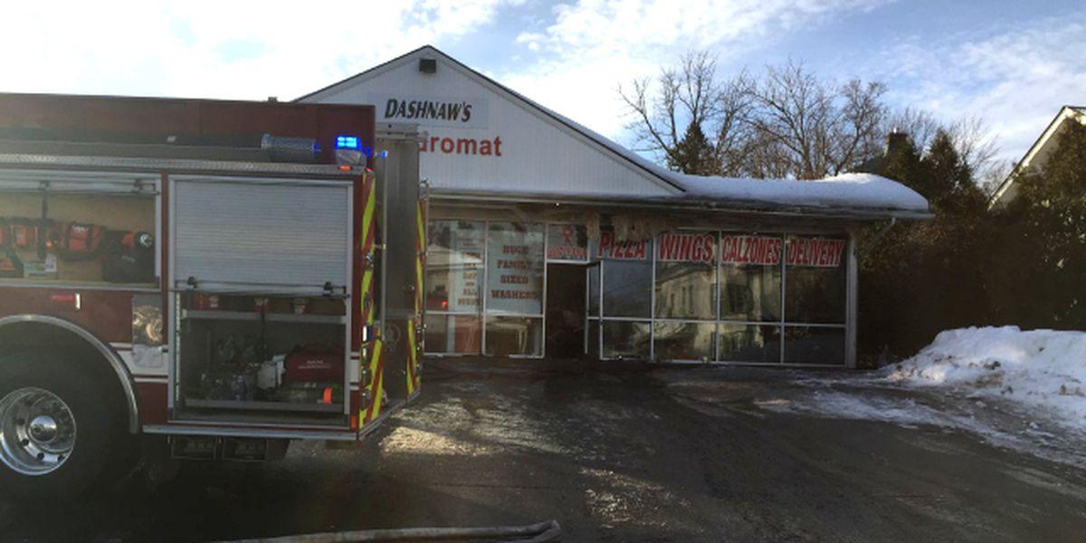 Fire sweeps through Gouverneur pizzeria