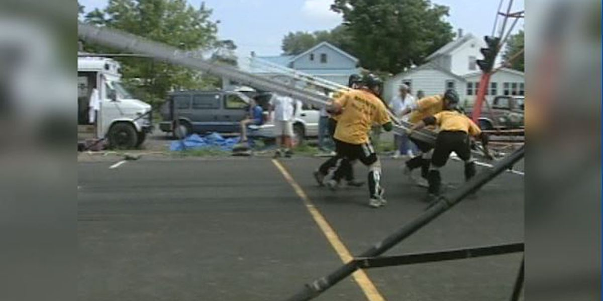 Blast from the Past: 2003 firematics tournament