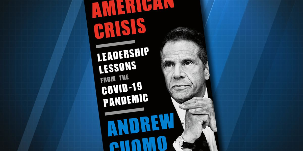 Cuomo book's on New York's pandemic outbreak released