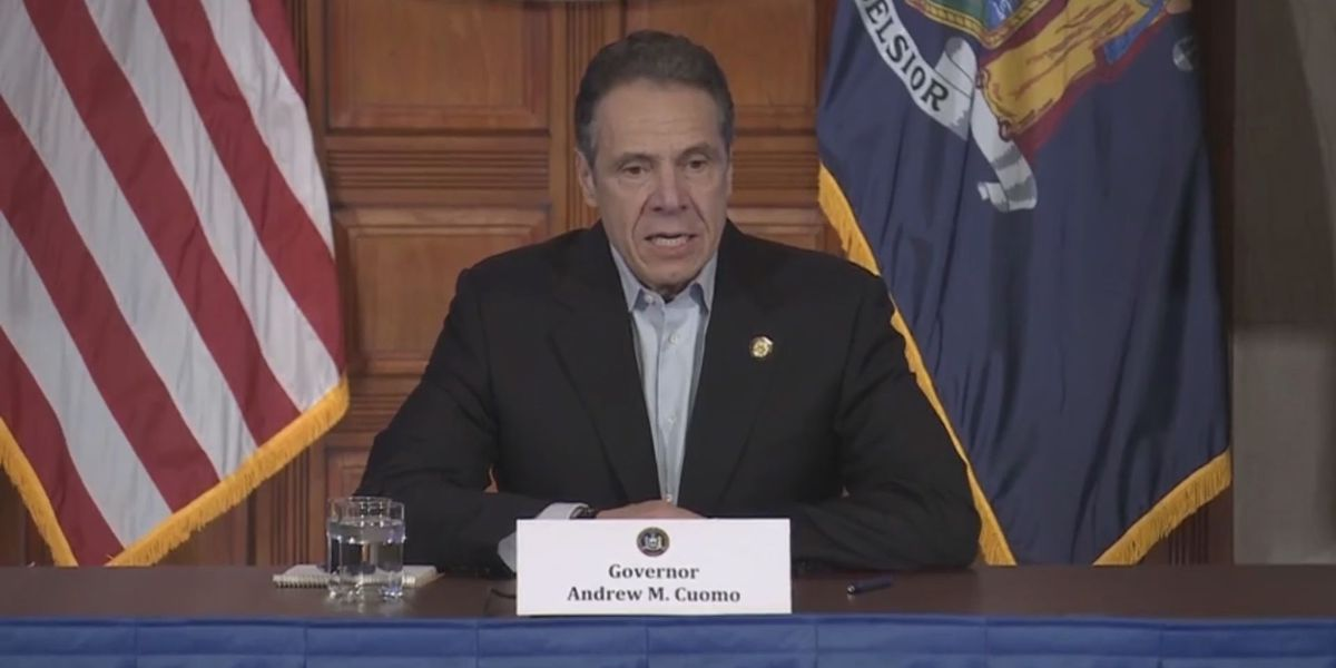 Cuomo: COVID-19 Apex about 7 days away in N.Y. State