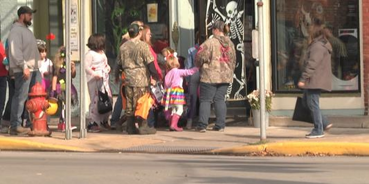 'Halloween Towne' canceled by COVID