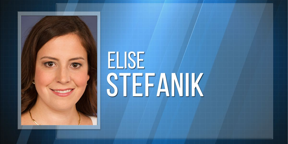 Stefanik votes against resolution rebuking Trump for 'racist' tweets