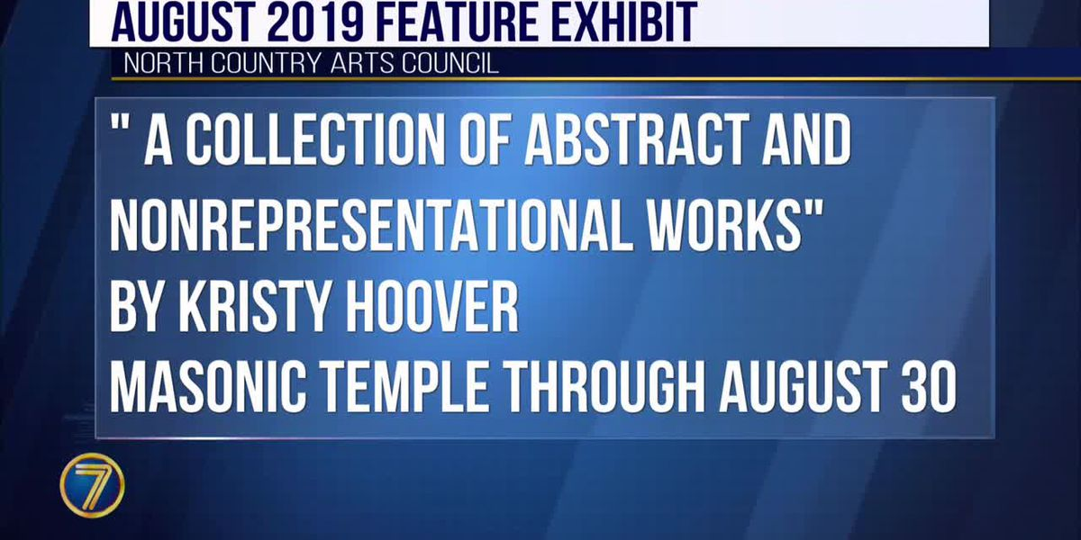 Arts Council featured exhibit at Masonic Temple