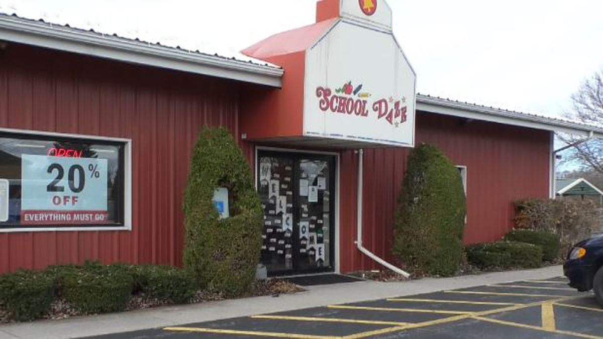 Paint store to open at former School Daze location in Watertown