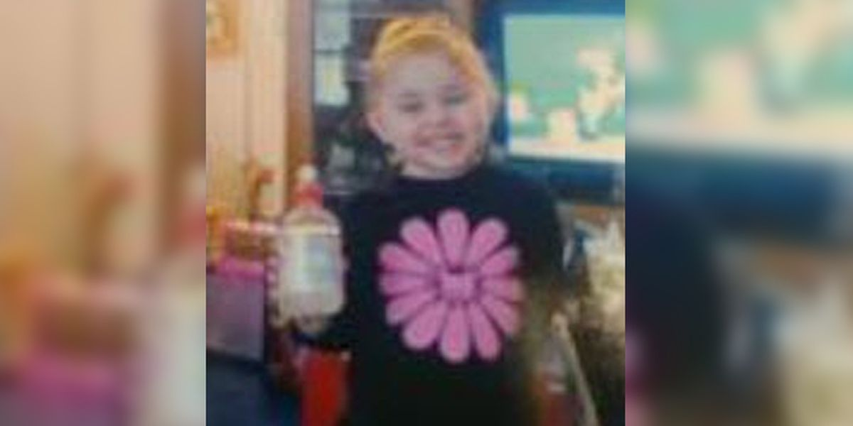 Officials find body believed to be missing girl in Kan. Amber Alert