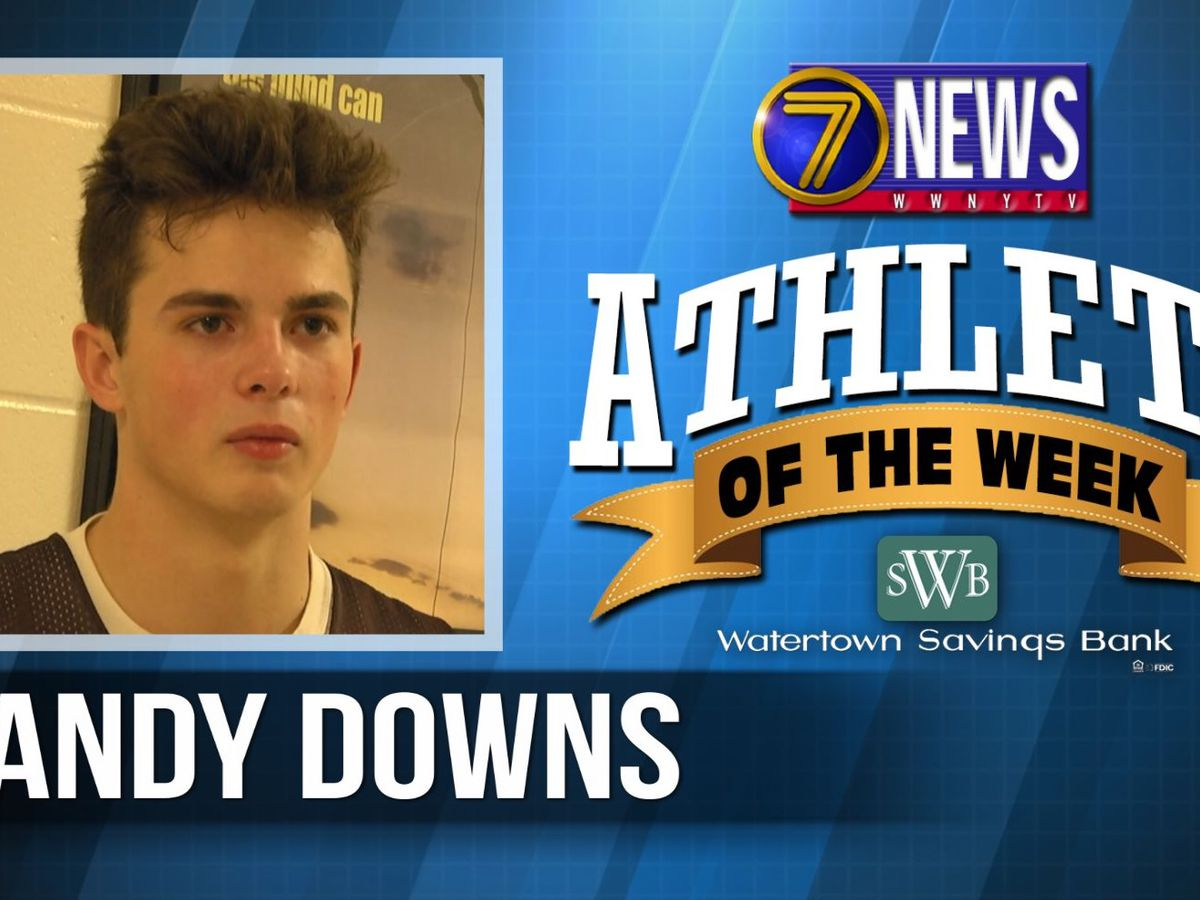 Athlete of the Week: Andy Downs
