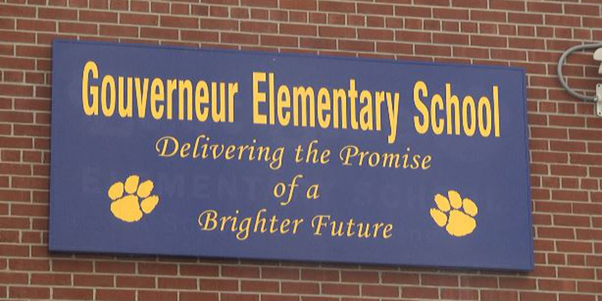The creepy reason Gouverneur Elementary School is closed
