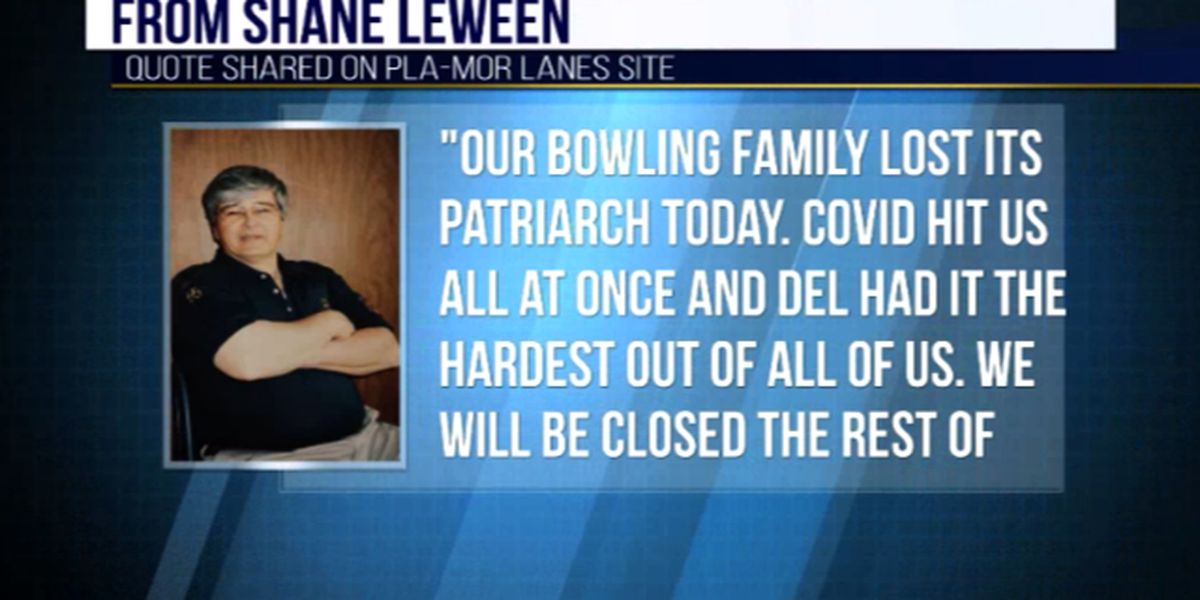 Local bowling patriarch dies from COVID-19