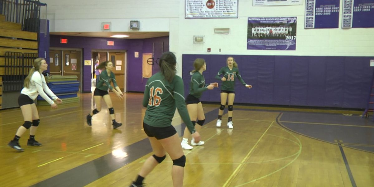 Friday Sports: Volleyball & basketball tournaments across the north country