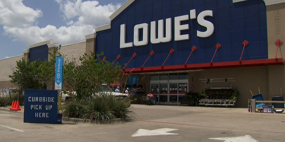 Lowe's to hire more than 50,000, give bonuses to current employees