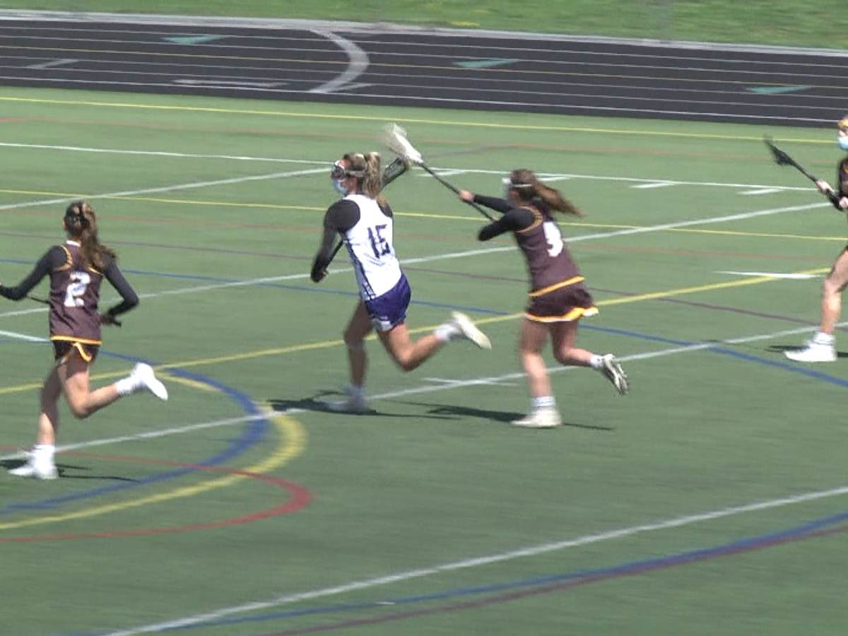 Saturday Sports: Girls' lacrosse takes center stage