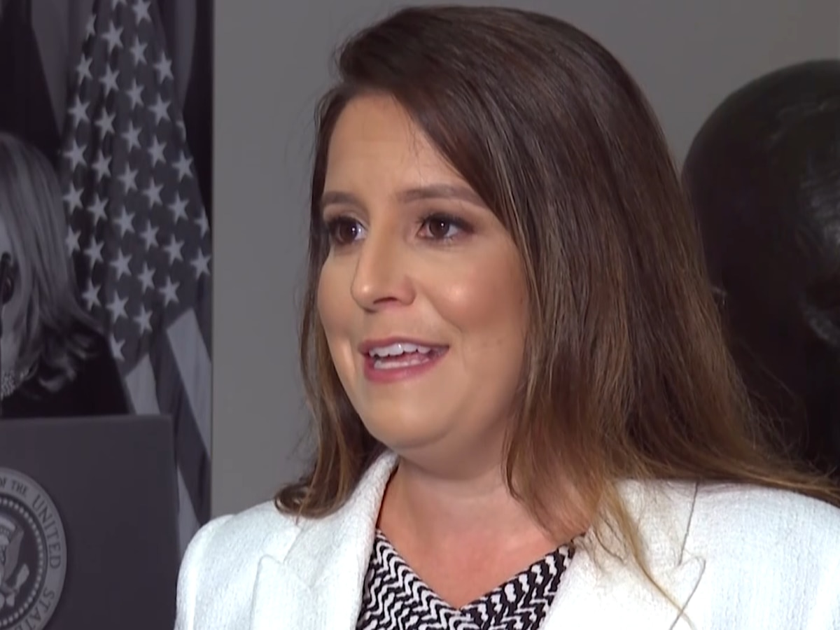 Stefanik makes formal bid to replace Cheney as House GOP #3