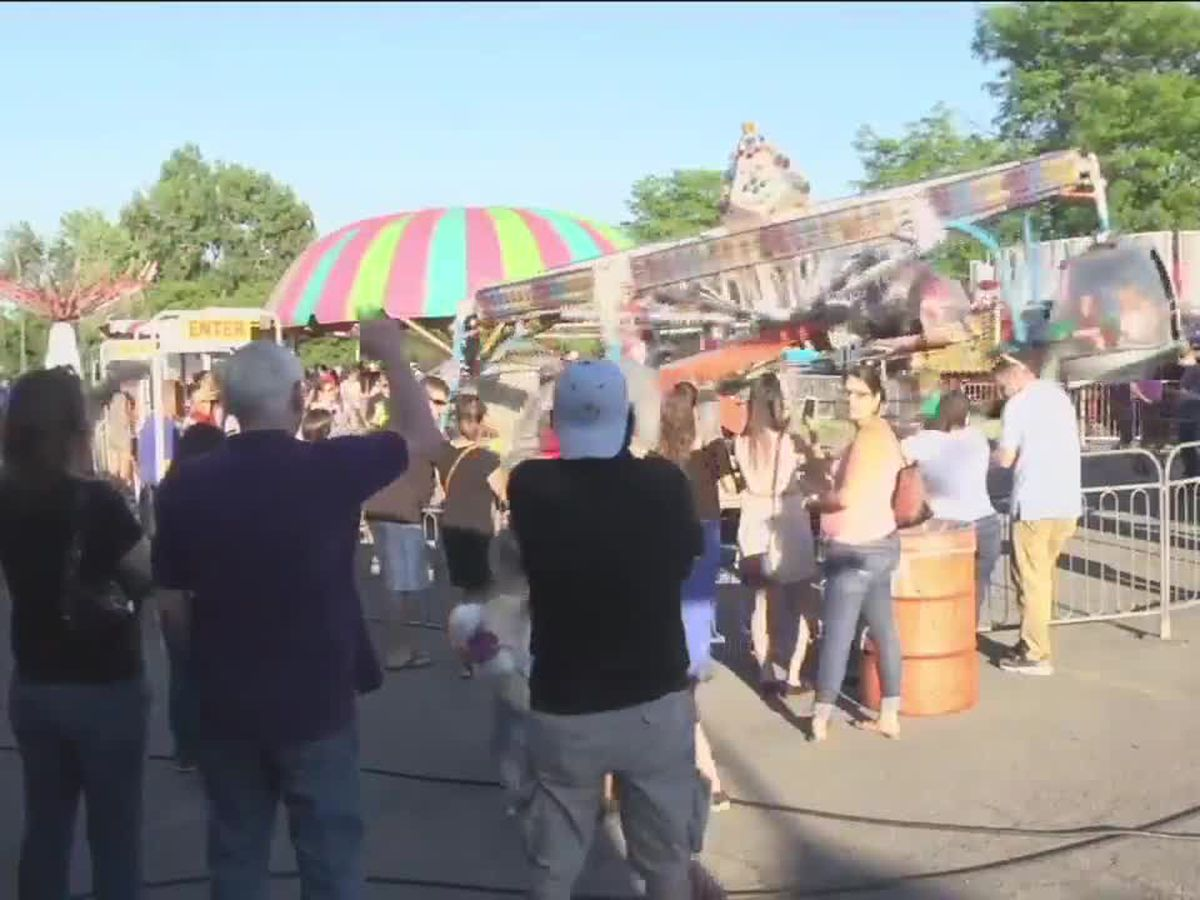Mount Carmel Feast offering food, fun and fireworks