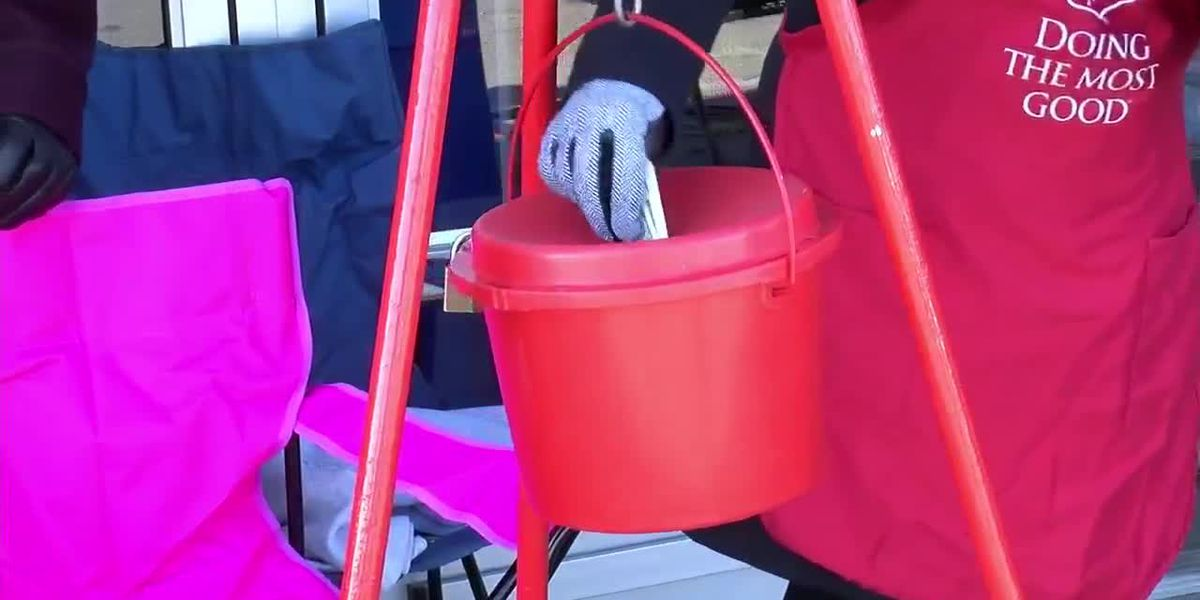 Salvation Army struggles for donations