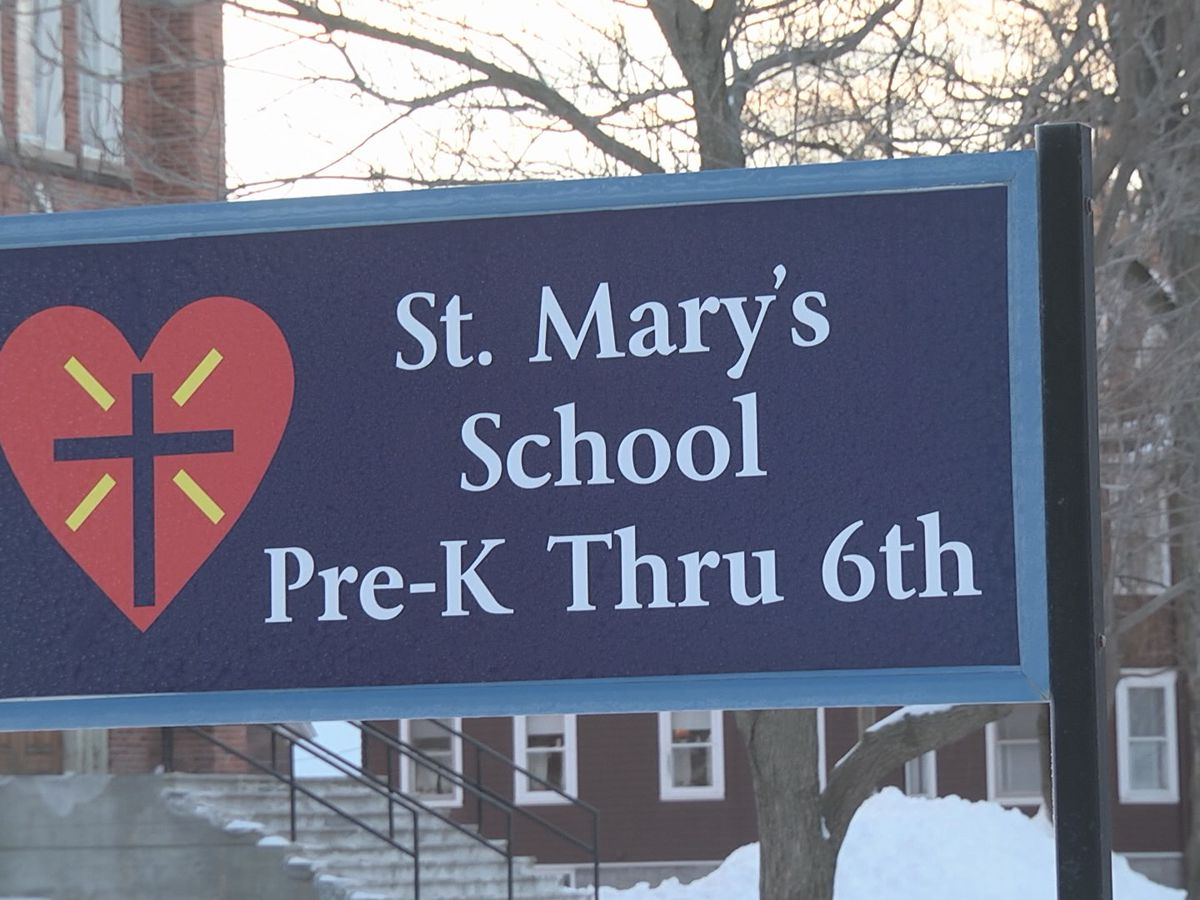 St. Mary's School in Canton to close its doors
