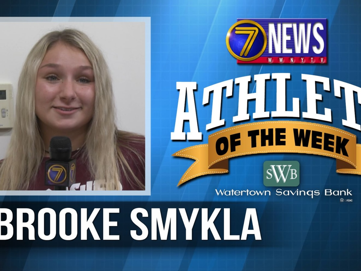 Athlete of the Week: Brooke Smykla