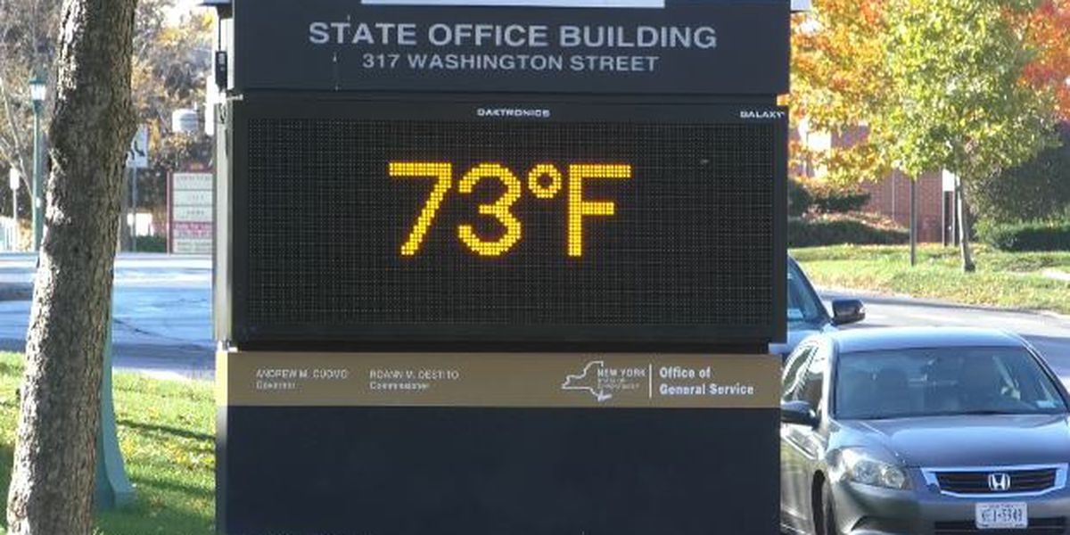 Watertown just missed setting record high