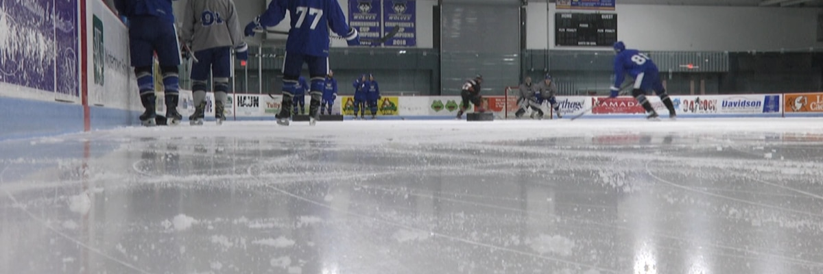Sunday Sports: Watertown Wolves prepare for delayed hockey season