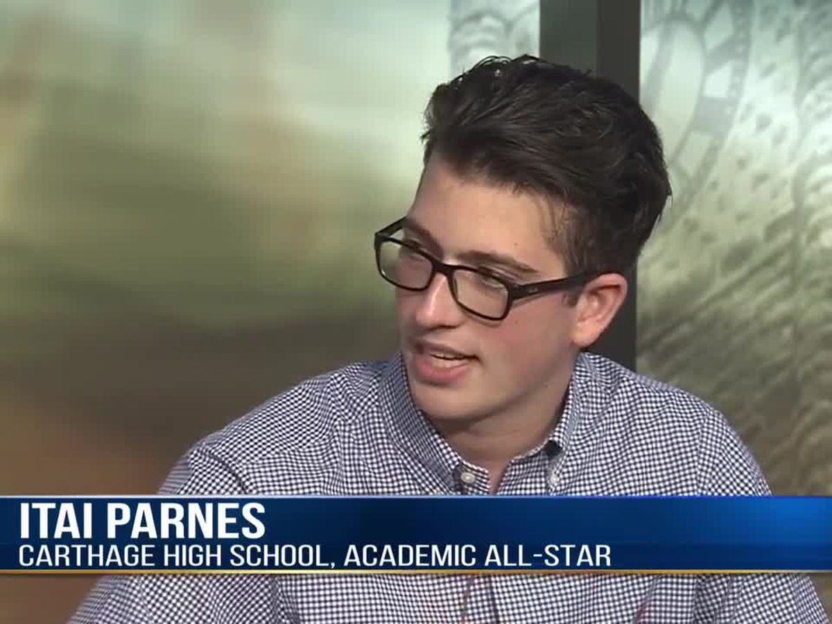 Academic All-Star: Itai Parnes