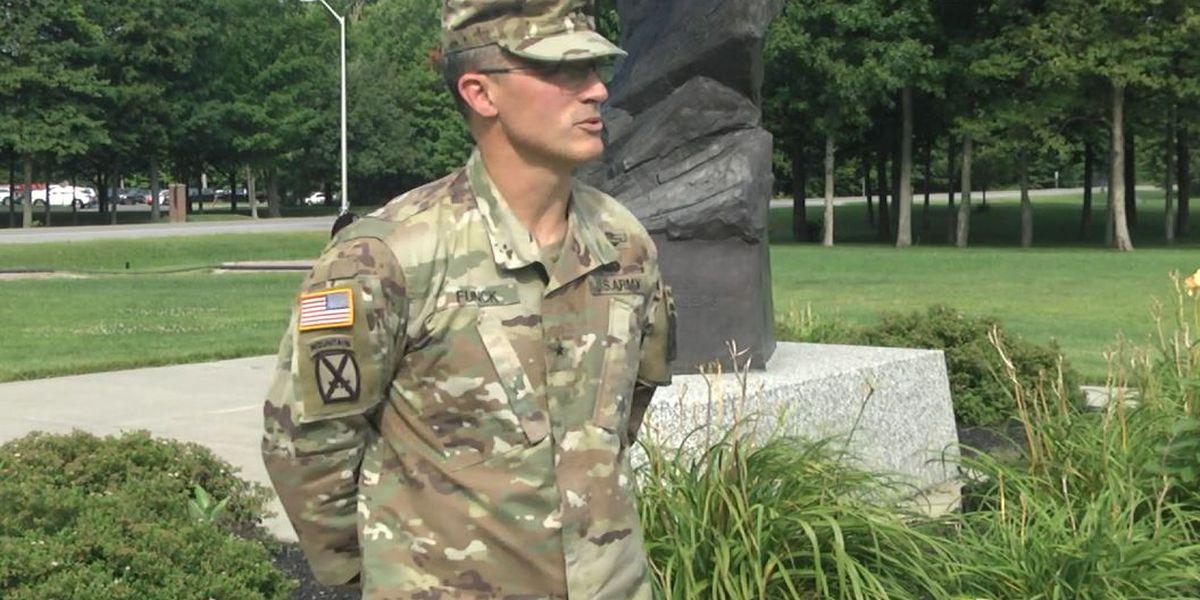 Fort Drum commander confident in school re-opening