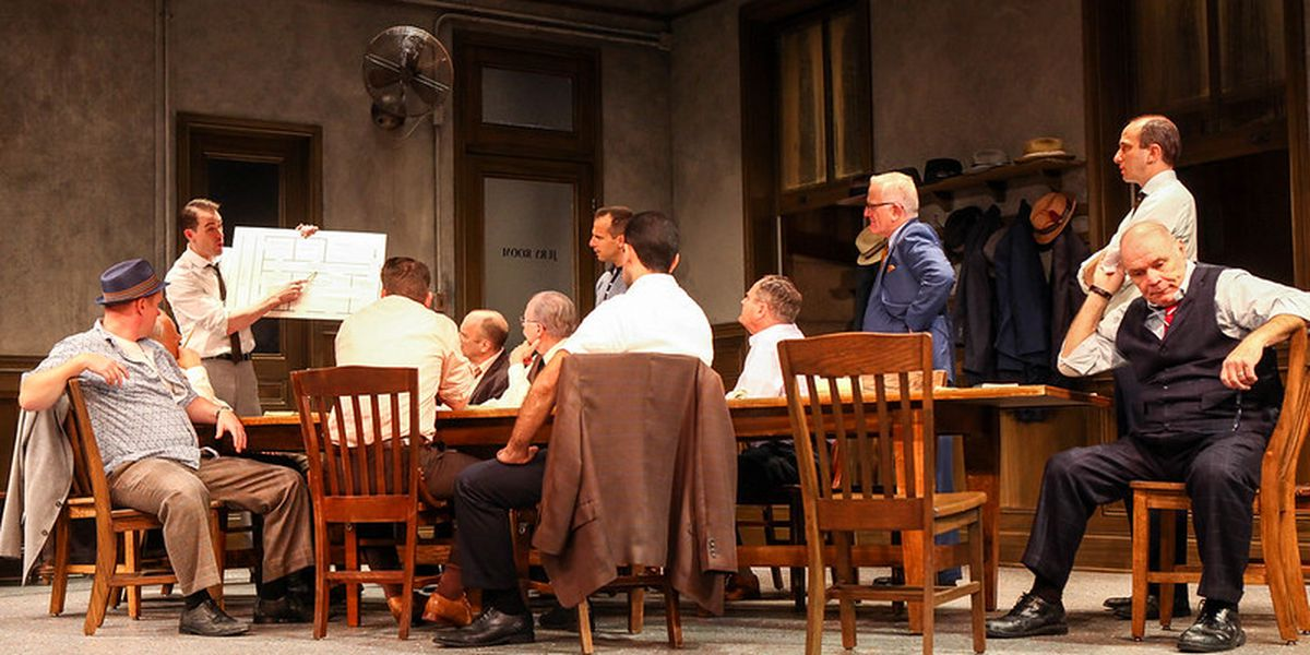 12 Angry Men - Theater Review