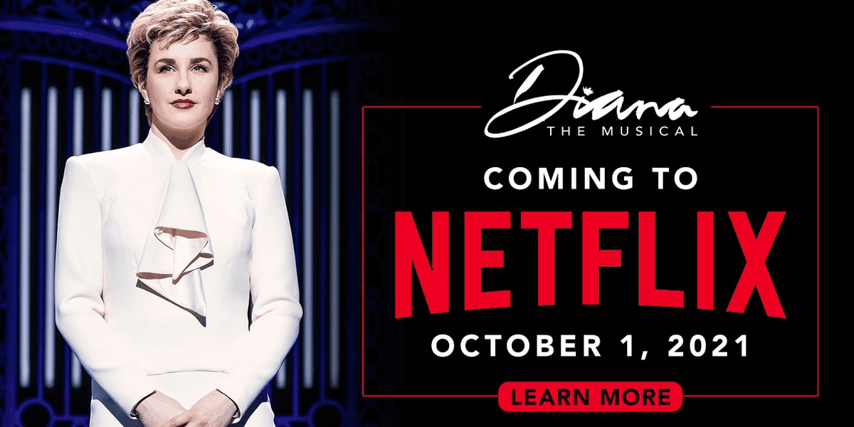 Diana the Musical - Netflix Premiere - Broadway Opening