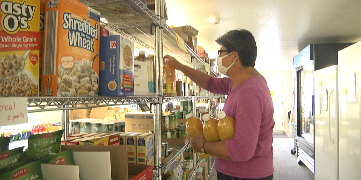 As a Clayton tradition is cancelled this year, area food pantries feel the effect