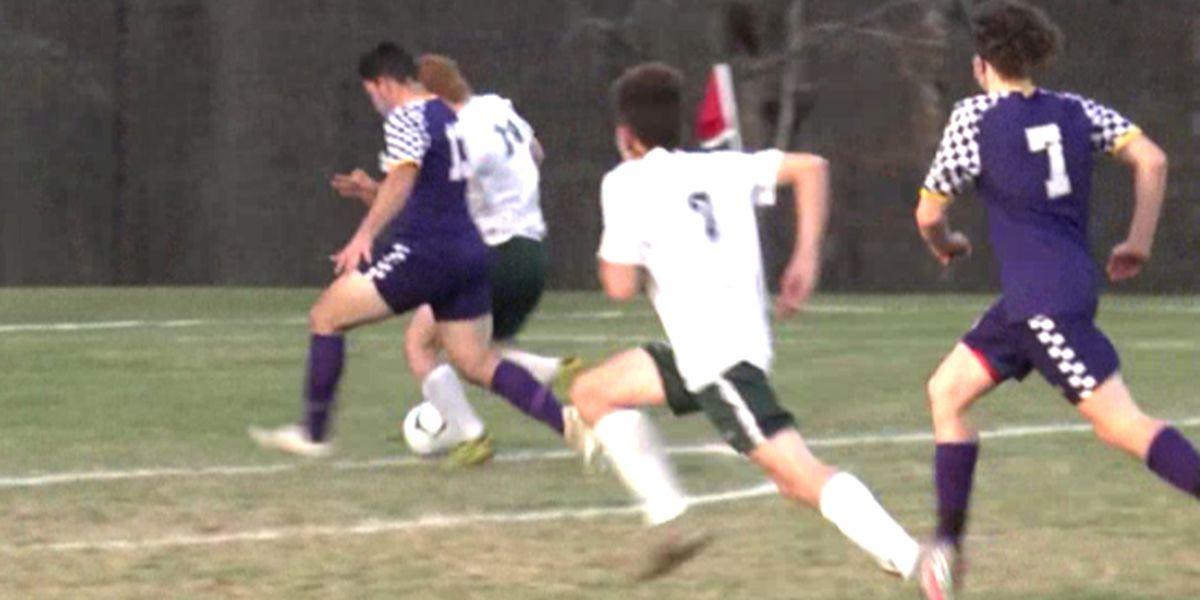 Highlights & scores: boys' & girls' NAC soccer action