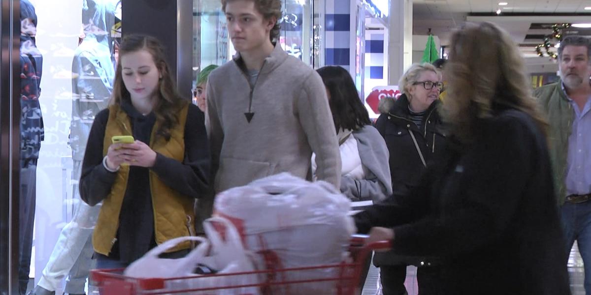 Full bellies, full carts: Black Friday shopping starts
