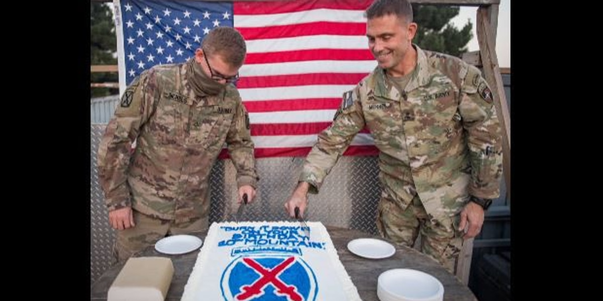 WWNY 10th Mountain Division celebrates 77th anniversary