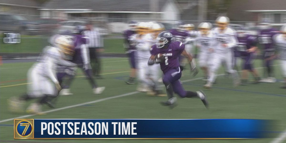 Saturday sports: Football teams take to the gridiron for post-season action