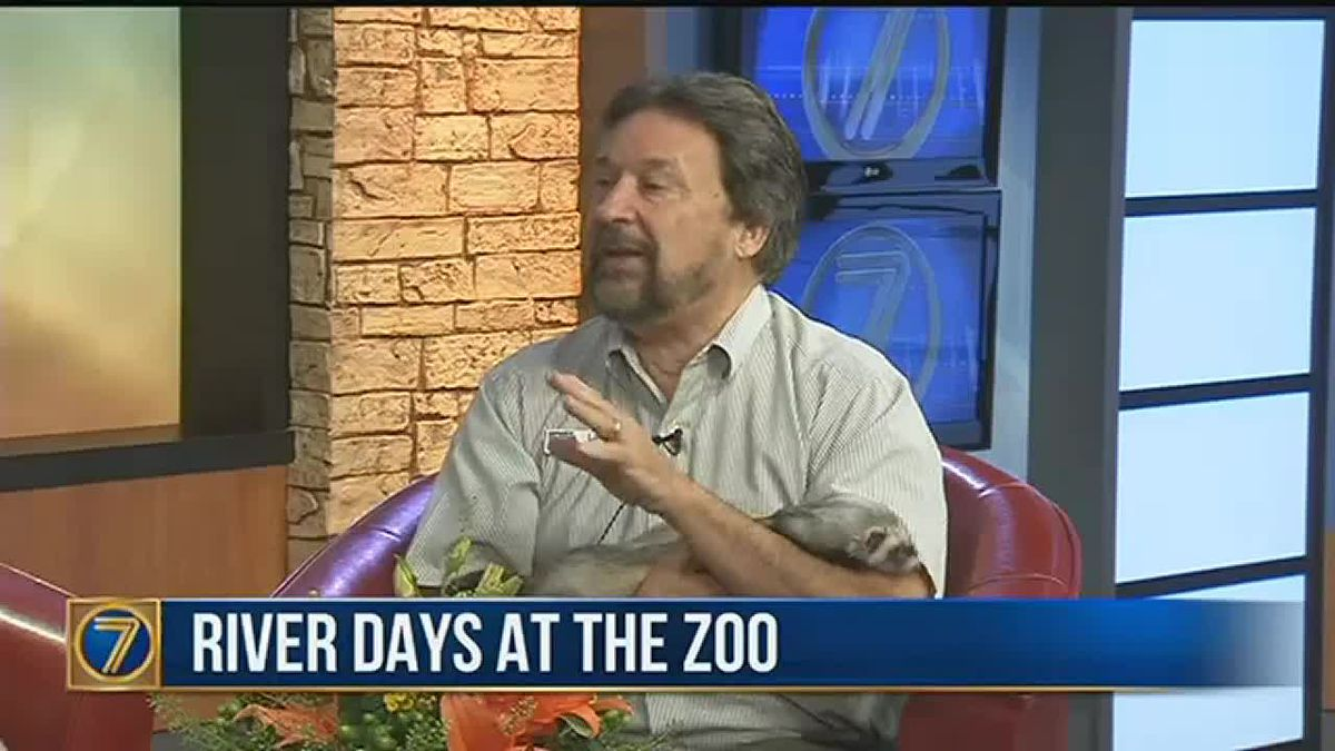 Last of zoo's River Days this week