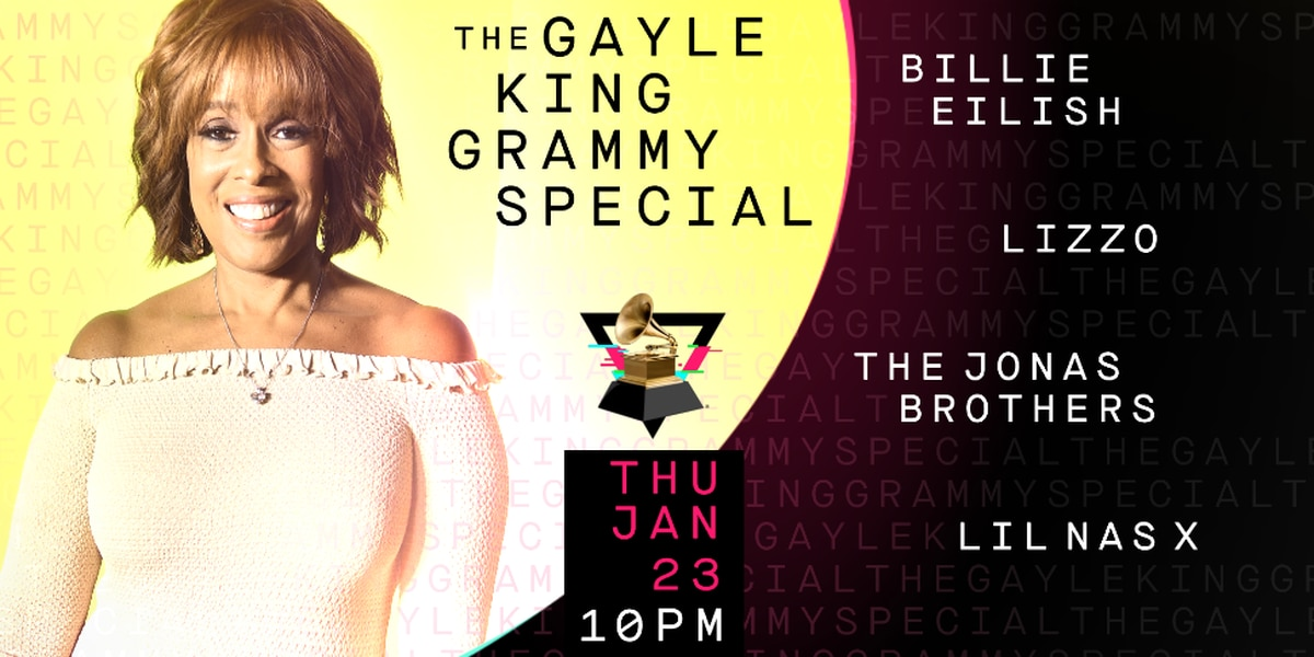 Gayle King Grammy Special