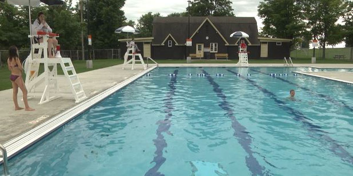 Thompson Park pool closes after welcoming more than 4,000 visitor in 3 weeks