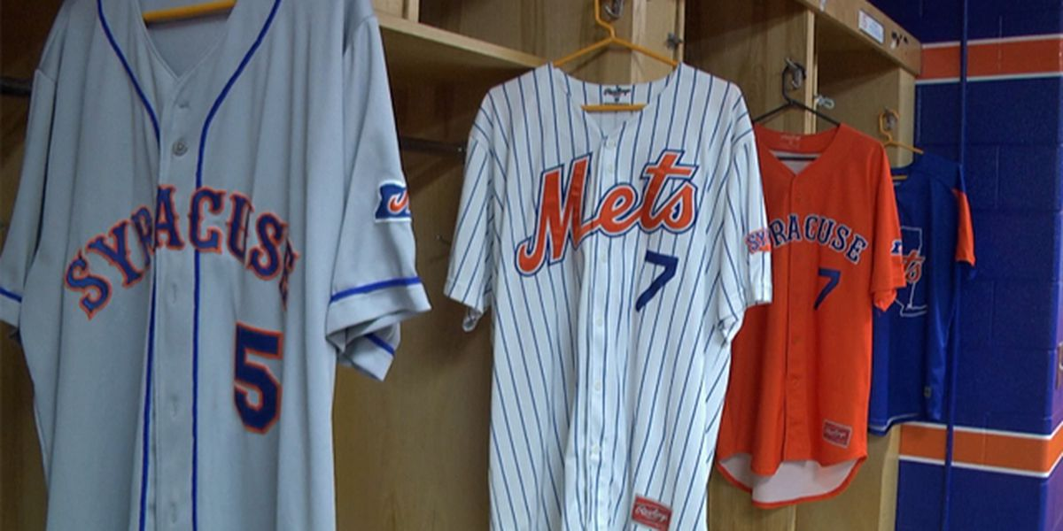 Syracuse Mets gear up for another season on the diamond