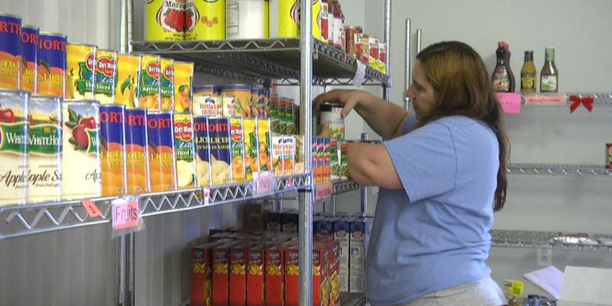 Carthage food pantry wants to fill shelves for holidays