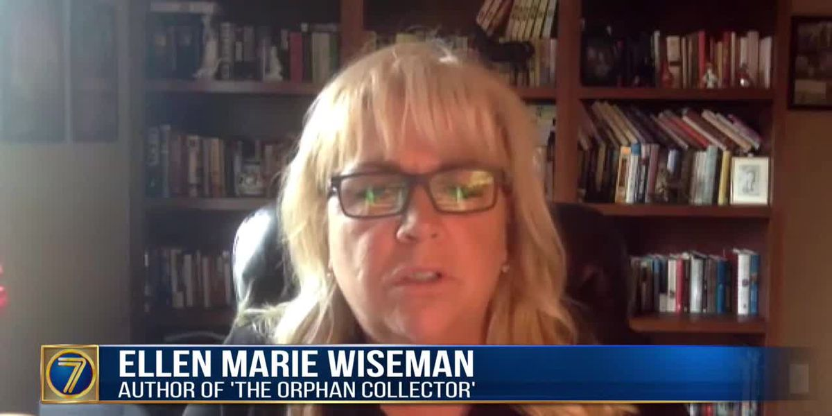 Local author discusses newly released book, 'The Orphan Collector'