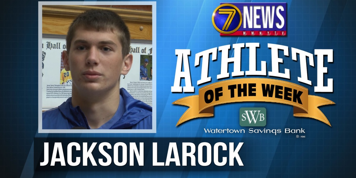 Athlete of the Week: Jackson LaRock