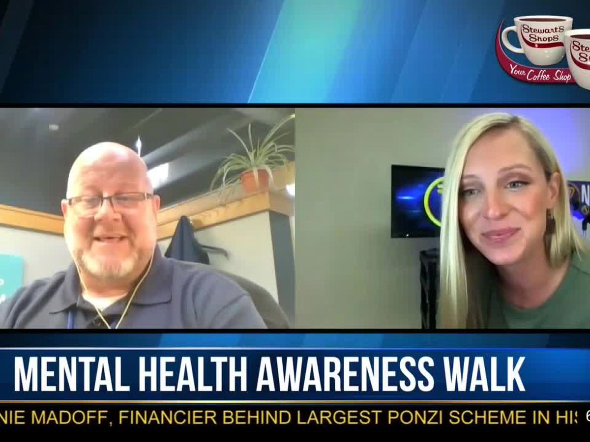 Mental Health Awareness Walk goes virtual
